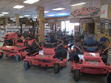 Bad Boy Mowers available at Hess Farm Equipment